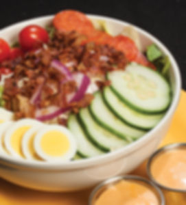Mio's chef salad