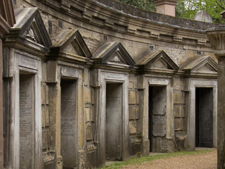 The eerie beauty of Highgate cemetry