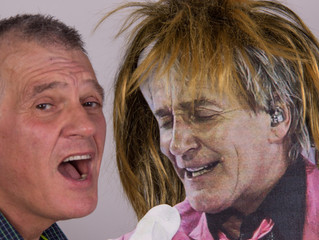 Rod visits Colourful Life and gets a singing lesson from Ken
