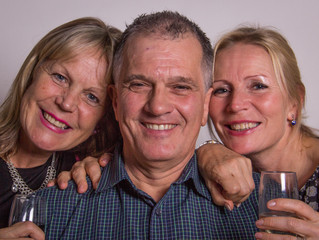 Party portraits at Colour Life Photography