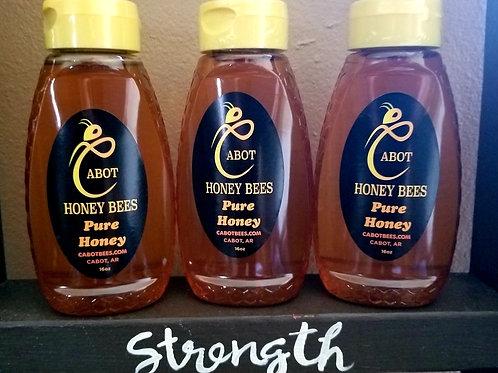 Cabot Bees Raw Honey