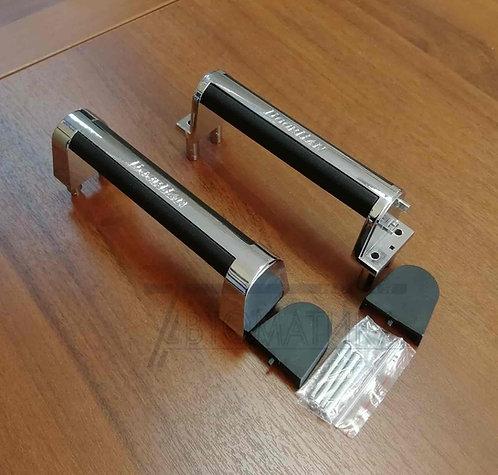 Ручка для секционных ворот R010 (DoorHan) премиум (металл)