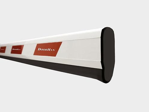 Стрела прямоугольная длиной 4 м. для стойки шлагбаума Barrier-Pro