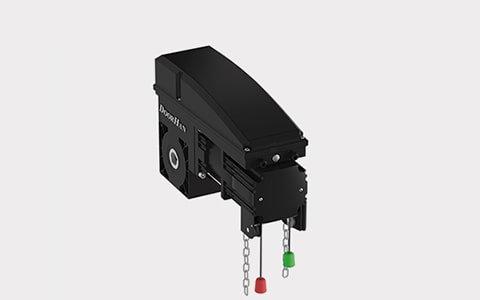 Комплект привода Shaft-50PRO KIT для секционных ворот