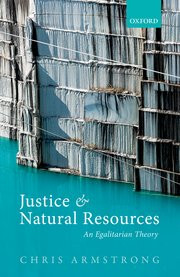 Justice and Natural Resources - now published!