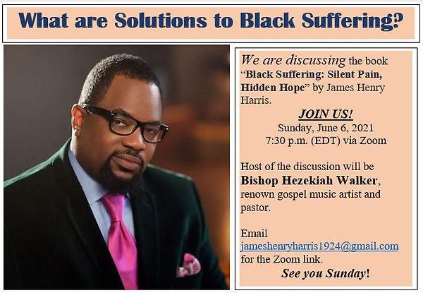 Hezekiah Walker, pastor and gospel singe