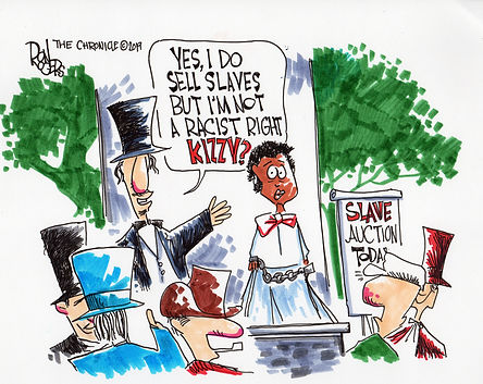 Not Racist_Ron Rogers cartoon.jpg