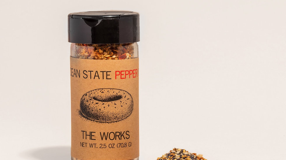 The Works - Ocean State Pepper Co.