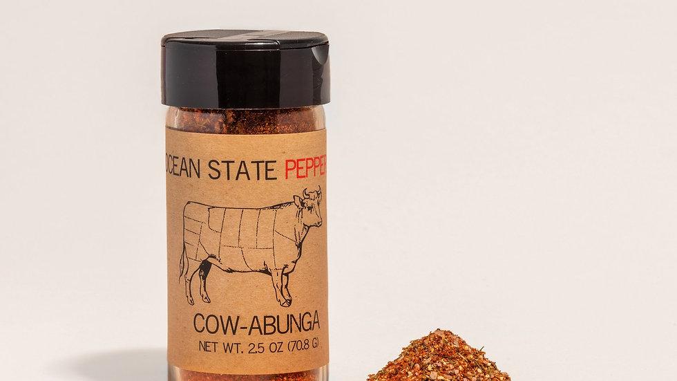 Cow-Abunga- Ocean State Pepper Co.