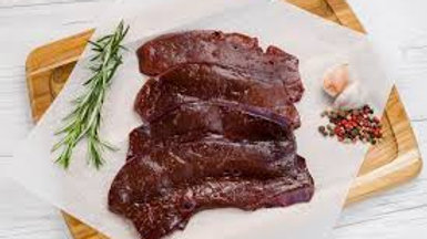 Beef Liver (Approx. 1 lb)
