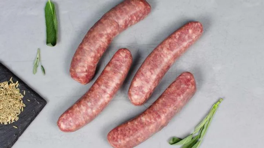 French Apple Pork Sausage (Approx. 1 lb)