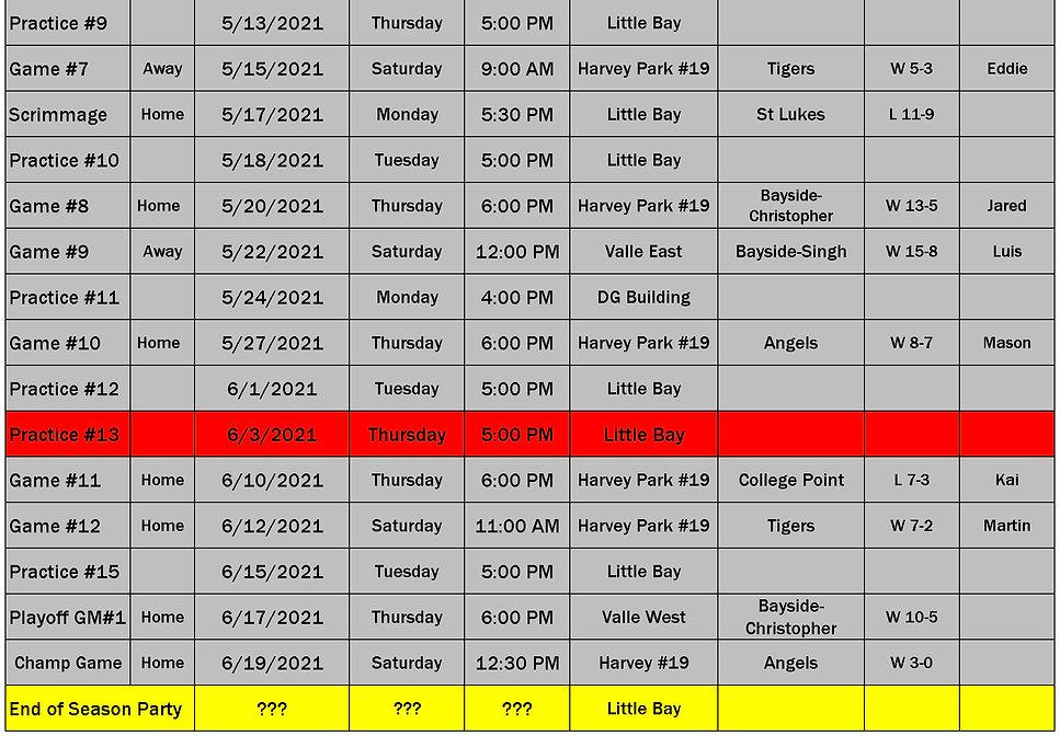 DG 2021 Spring Minors BlueJays Schedule p2 06192021.jpg