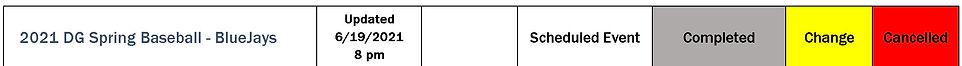 DG 2021 Spring Minors BlueJays Schedule header 06192021.jpg