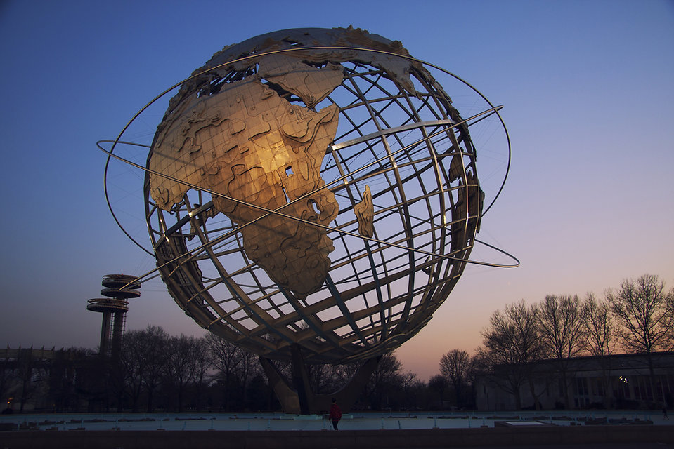 Flushing Meadow globe pic.jpg