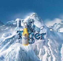 Tiger Crystal Ad