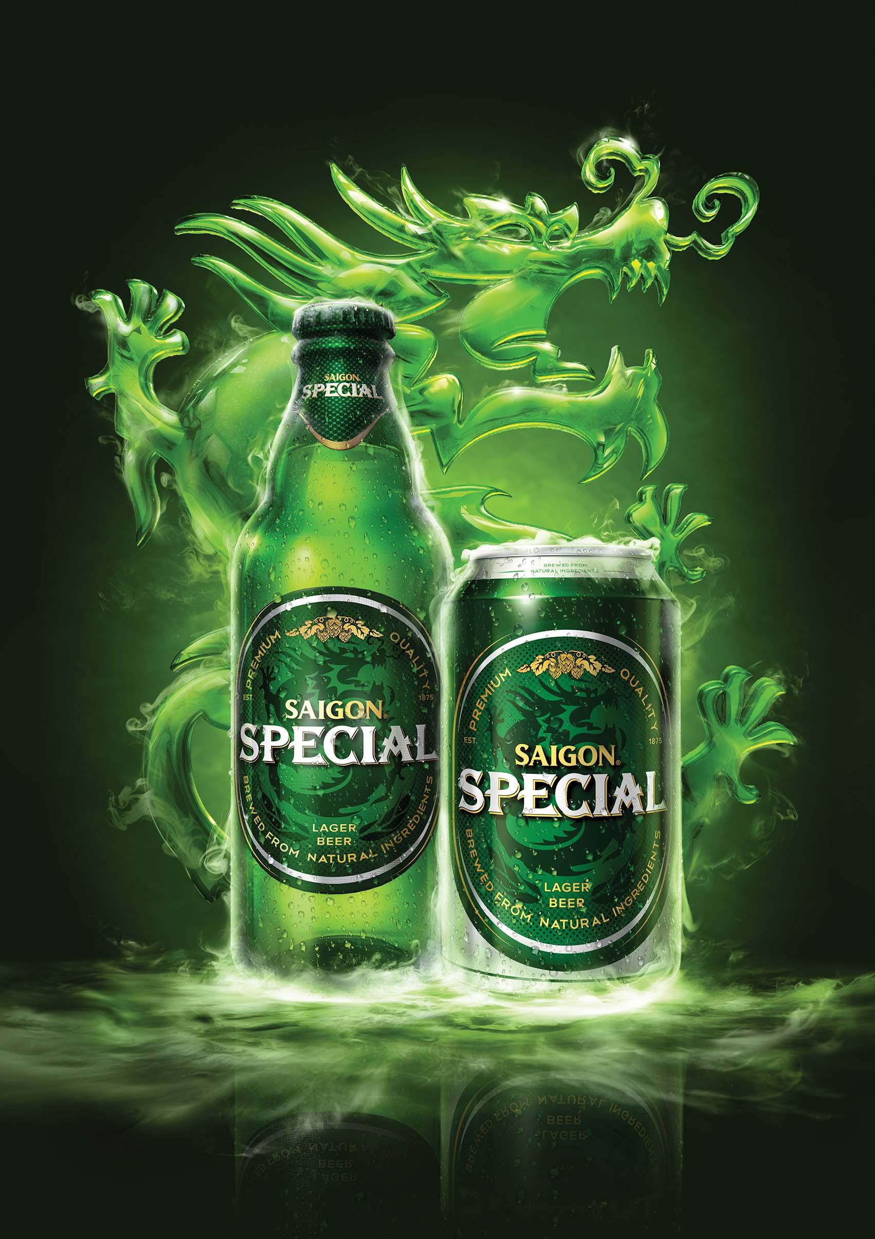 Saigon Beer Ad Vietnam