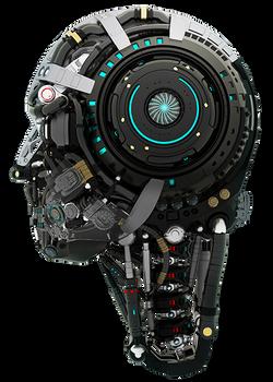 robot head_600px