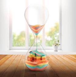 CIMB hour glass-1