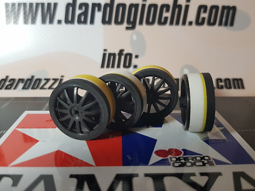 GOMME TORNITE 23.8mm