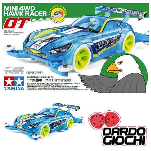 MINI 4WD HAWK RACER GT (MA Chassis) ITEM 95414