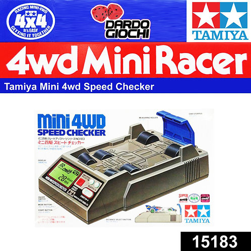 MINI4WD Speed Checker ITEM 15183