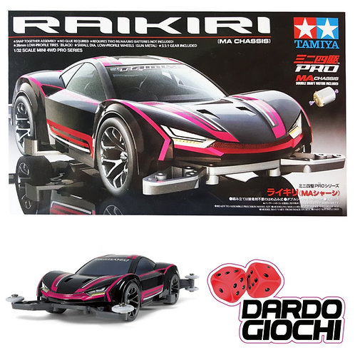 Raikiri ( ma Chassis ) ITEM 18640