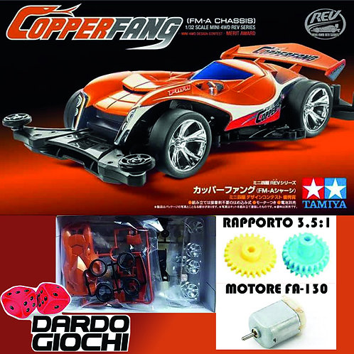Copperfang (FM-A Chassis) ITEM 18715