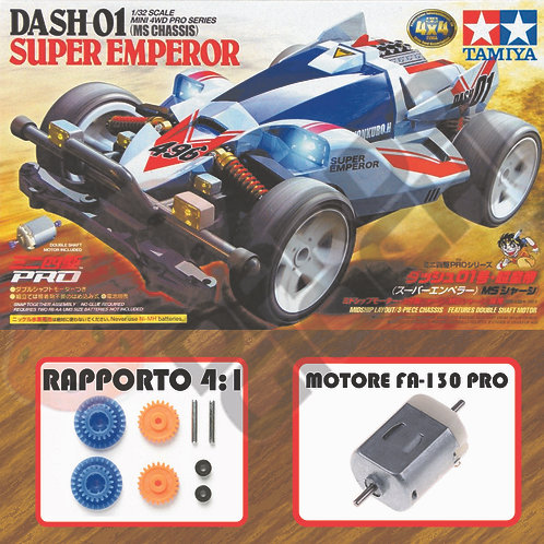DASH -01 SUPER EMPEROR ITEM18632