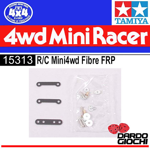 R/C MINI4WD FIBRE FRP ITEM 15313