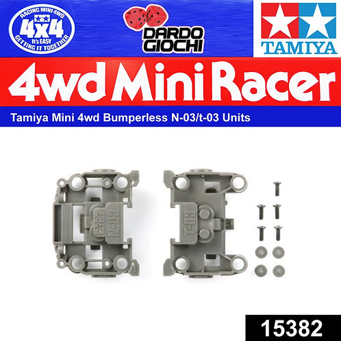 Bumperless N-03/T-03 Units ITEM 15382