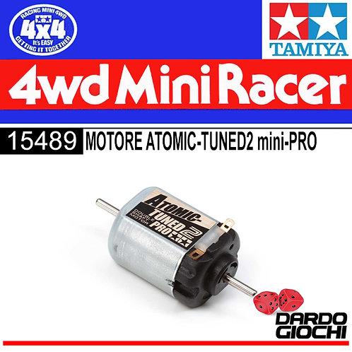 MOTORINO ATOMIC-TUNED 2 PRO ITEM 15489
