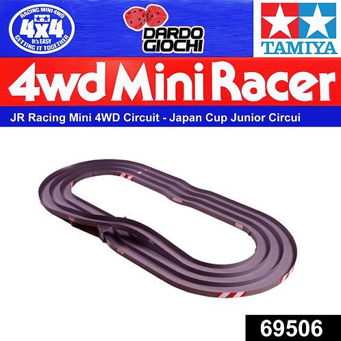 JR RACING MINI 4WD CIRCUIT ITEM 69506