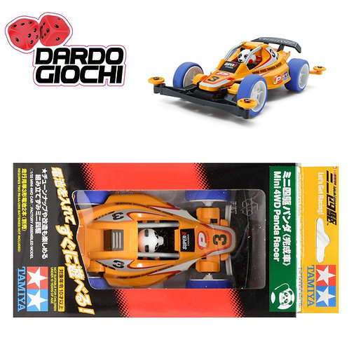 PANDA RACER montata item 95228