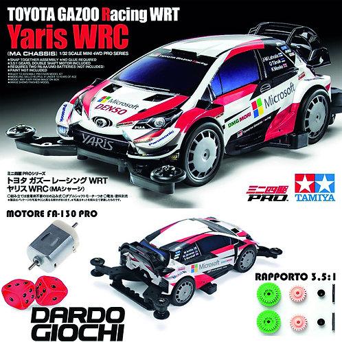 Toyota Gazoo Racing WRT YARIS WRC (MA Chassis) ITEM 18654