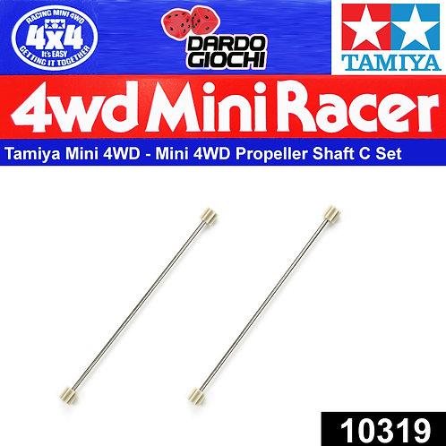 MINI 4WD Propeller Shaft C Set ITEM 10319