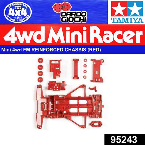 FM Reinforced Chassis  (RED ) ITEM 95243