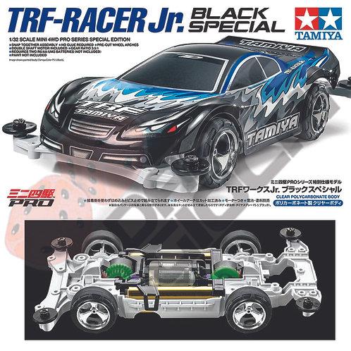 TRF-RACE Jr Black Special (MS Chassis , Carrozzeria LEXAN) ITEM 95550