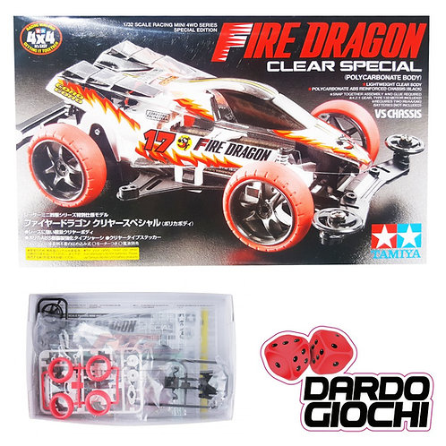 FIRE DRAGON clear special  item 95337