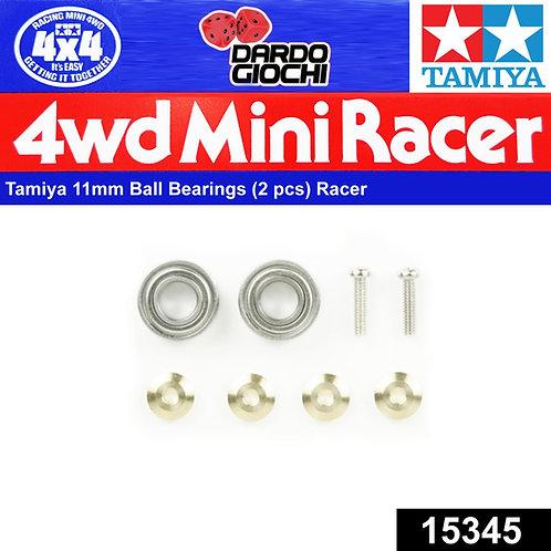 11mm Ball Bearings (2pcs) ITEM 15345