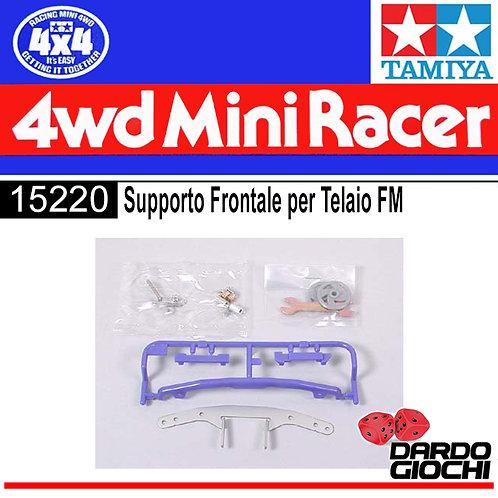 SUPPORTO FRONTALE PER TELAIO FM ITEM 15220