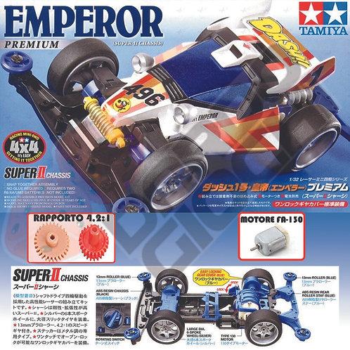 DASH 1 EMPEROR (Super II Chassis) ITEM 18069