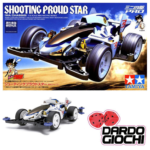 Shooting Proud Star (ma Chassis ) ITEM 18641