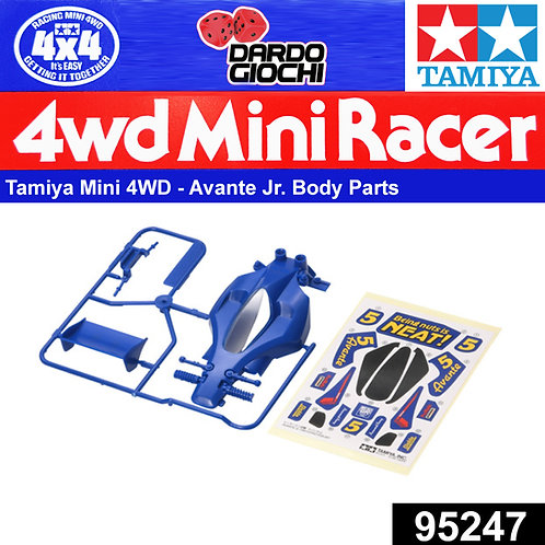 AVANTE Jr. BODY PARTS (W/SMOKE - COLORED CANOPY) ITEM 95247