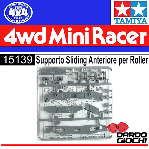 SUPPORTO SLIDING ANTERIORE PER ROLLER ITEM 15139
