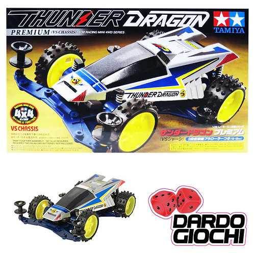 THUNDER DRAGON PREMIUM (VS CHASSIS) ITEM 18068
