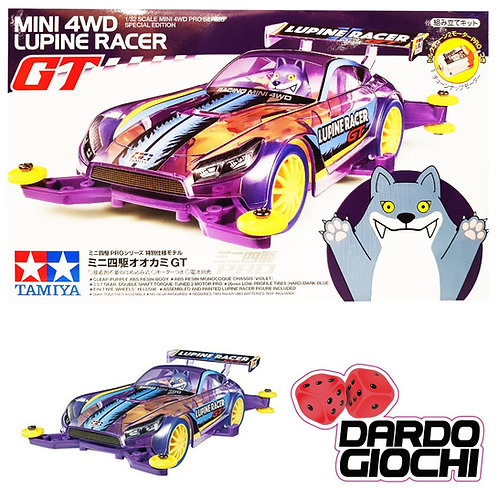 Mini 4WD Lupine Racer ITEM 95365