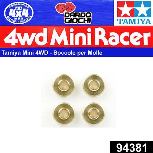 MINI 4WD Boccole per Molle ITEM 94381