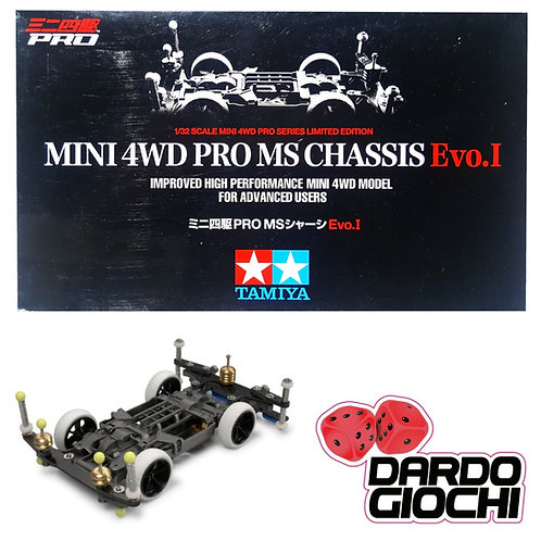 PRO MS CHASSIS EVO 1 item 95263