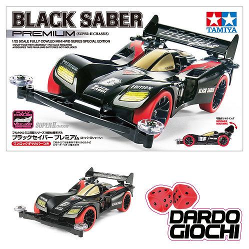 BLACK SABER PREMIUM (SUPER-II Chassis) ITEM 95451