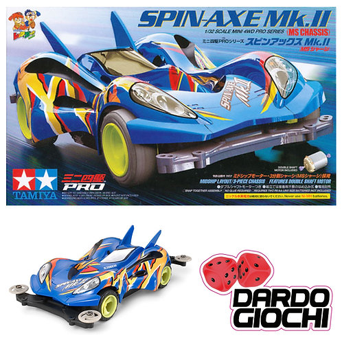 Spin-Axe MK.II (MS Chassis) ITEM 18631